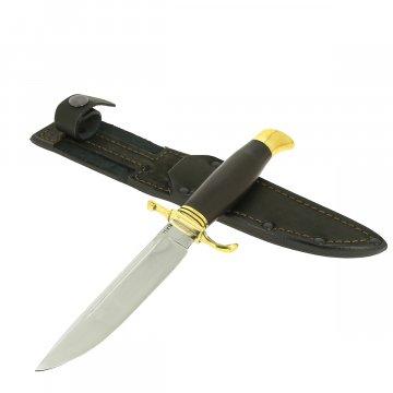 Нож Финка НКВД (сталь 95Х18, рукоять черный граб)