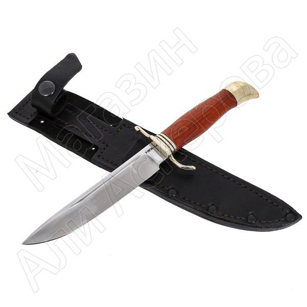 Нож Финка НКВД (сталь Х12МФ, рукоять падук)