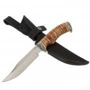 Нож Кайра (сталь 95Х18, рукоять береста)