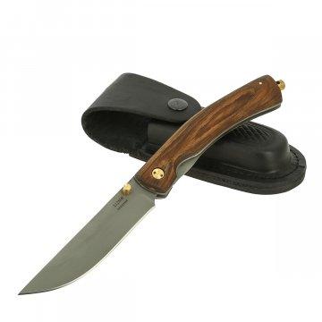 Складной нож Кайрос (сталь Х12МФ, рукоять орех)