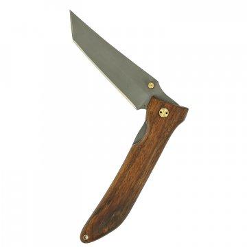 Складной нож Корсар (сталь 95Х18, рукоять орех)