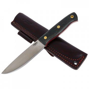 Нож Модель Х (сталь M390, рукоять микарта)