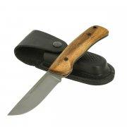 Складной нож Морвин (сталь 95Х18, рукоять - орех)