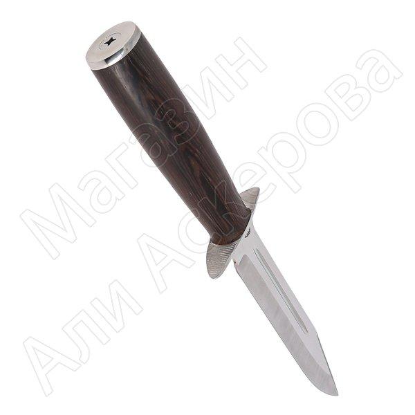 Нож НР-2000 (сталь AUS-6, рукоять орех)