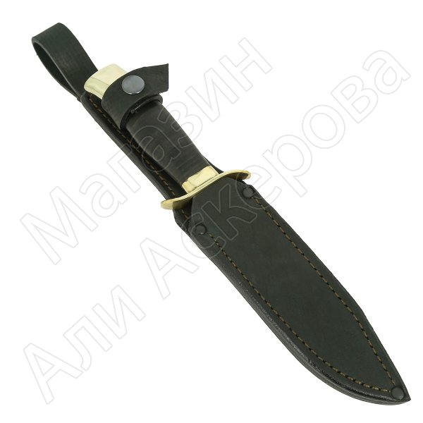 Нож НР-40 (сталь 95Х18, рукоять - кожа)