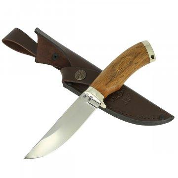 Нож Овод (сталь Х12МФ, рукоять орех)