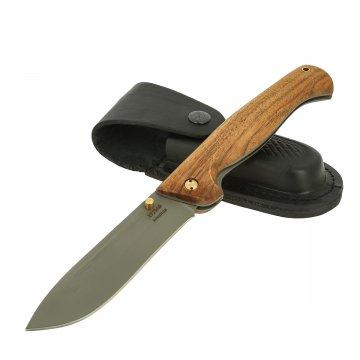 Складной нож Партнер-2 (сталь Х12МФ, рукоять орех)