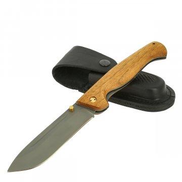 Складной нож Партнер-2 (сталь 95Х18, рукоять - орех)