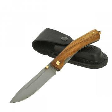 Складной нож Попутчик (сталь 95Х18, рукоять - орех)