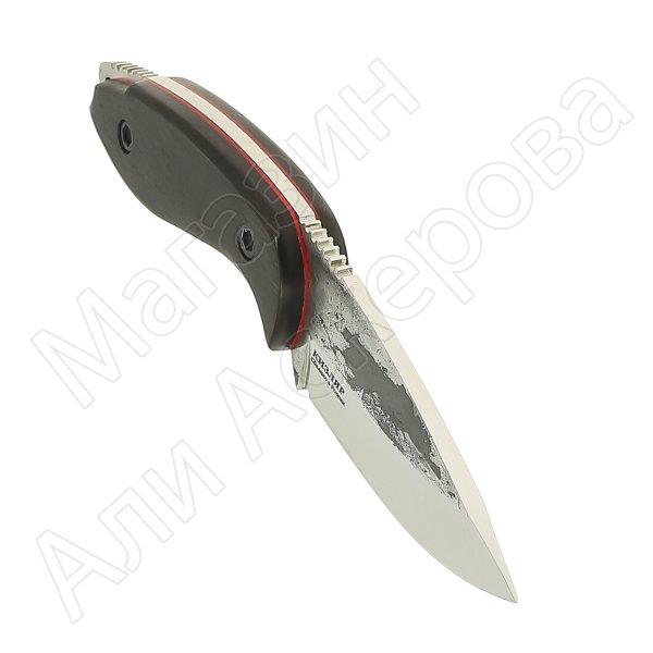 Нож М-2 (сталь Х12МФ, рукоять черный граб)