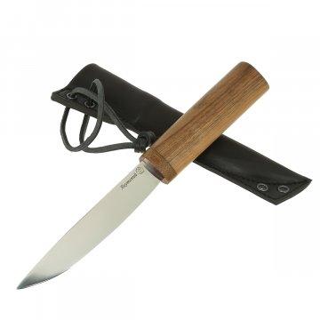 Нож Якутский (сталь AUS-8, рукоять дерево)