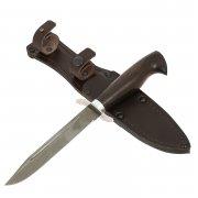 Нож Разведчик (сталь Х12МФ, рукоять венге)