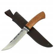Нож Шторм (сталь Х12МФ, рукоять - сапеле) арт.12266