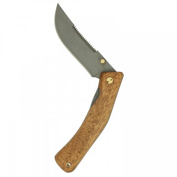 Складной нож Славутич (сталь 95Х18, рукоять орех)
