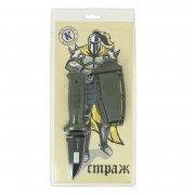 Нож Страж Кизляр (сталь AUS-8, рукоять эластрон) арт.12189