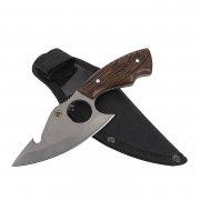 Нож Сыч (сталь 65Х13, рукоять дерево)