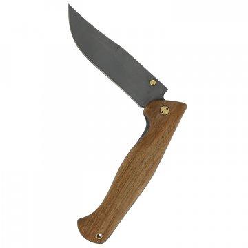 Складной нож Варяг-2 (сталь 95Х18, рукоять орех)