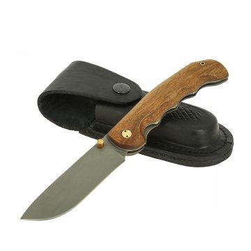 Складной нож Верный (сталь 95Х18, рукоять - орех)