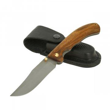 Складной нож Ястреб (сталь 95Х18, рукоять - орех)