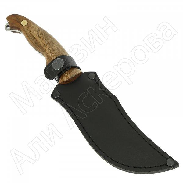 Нож Жало (сталь Х50CrMoV15, рукоять орех)
