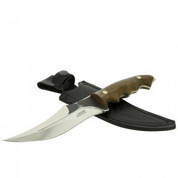 Нож Клык (сталь Х12МФ, рукоять орех)