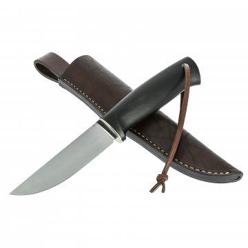 Нож Барбус (сталь K110, рукоять черный граб)