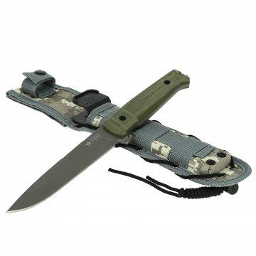 Нож Delta (сталь N690 TW, рукоять G10 олива)