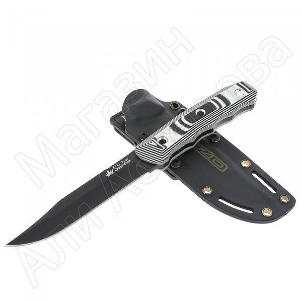 Нож Enzo (сталь AUS-8 BT, рукоять G10)