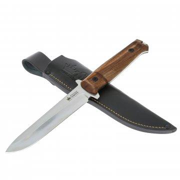 Нож Trident (сталь 420HC SW, рукоять орех)