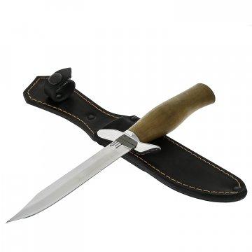 Нож НР-40 (сталь 95Х18, рукоять орех)
