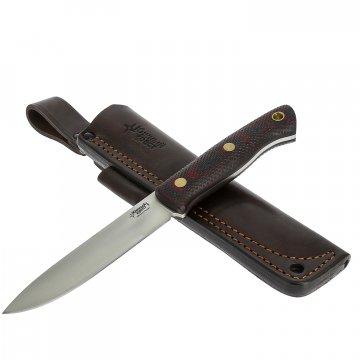 Нож Бушкрафт L (сталь N690, рукоять микарта)