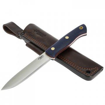 Нож Бушкрафт L (сталь D2, рукоять микарта)