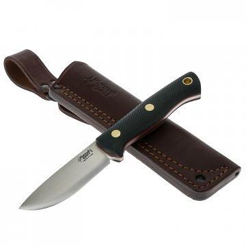 Нож Caribou (сталь N690, рукоять микарта)