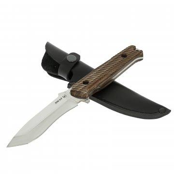 Нож Swat (сталь Х50CrMoV15, рукоять орех)