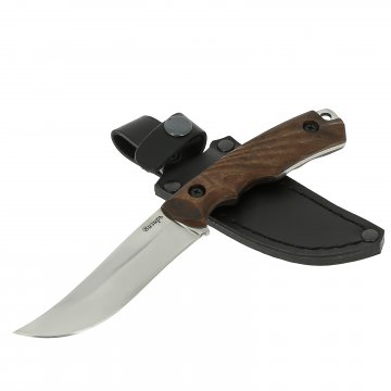 Нож Визирь (сталь Х50CrMoV15, рукоять орех)
