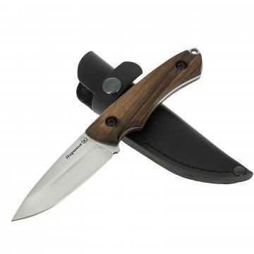 Нож Пиранья (сталь Х50CrMoV15, рукоять орех)