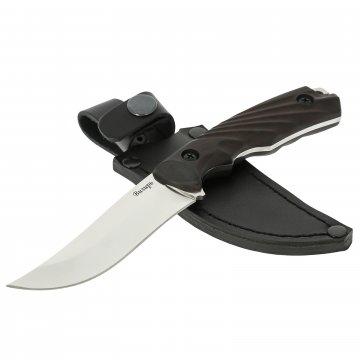 Нож Визирь (сталь Х50CrMoV15, рукоять черный граб)