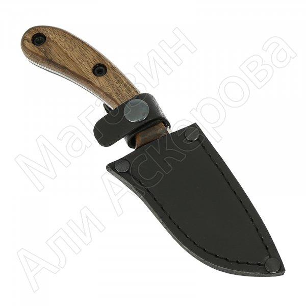 Кизлярский нож разделочный М-1 (сталь Х50CrMoV15, рукоять орех)