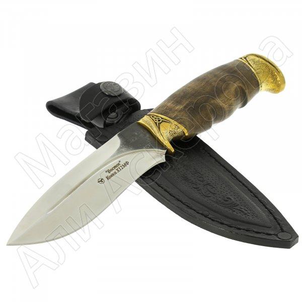 Разделочный нож Восток (сталь Х12МФ, рукоять граб)