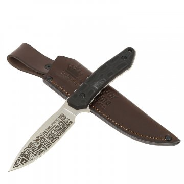 Нож Aztec Kizlyar Supreme (сталь D2 SW, рукоять G10)