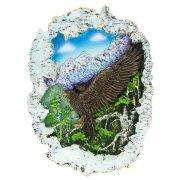"""Подарочное панно """"Орел"""" арт.9661"""