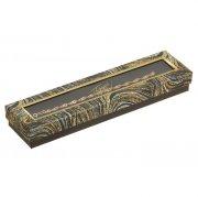 Подарочная коробочка для цепочки (4,5х20х2,5) арт.10051