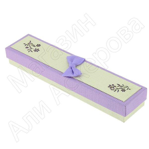 Подарочная коробочка для цепочки (4х21х3)