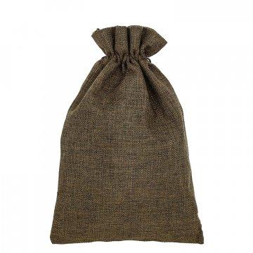 Подарочный мешочек из холщи (20х28 см)
