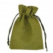 Подарочный мешочек из холщи (10х14 см)