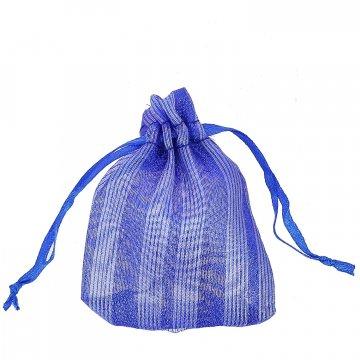 """Подарочный мешочек """"Полосы широкие"""" (7х9 см)"""