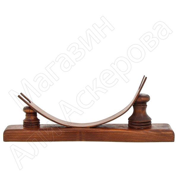 Деревянная подставка для дудука