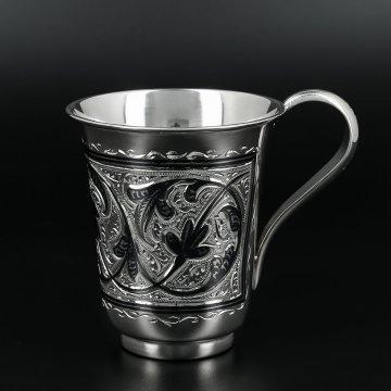 Серебряная кружка (140 мл)