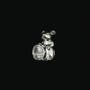 Серебряная мышь кошельковая