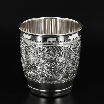 Серебряный стакан (200 мл)